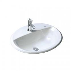 Chậu rửa lavabo inax L- 2395V