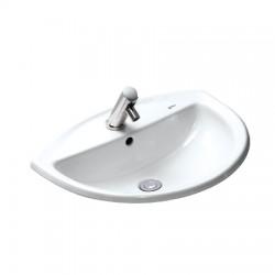Chậu rửa lavabo inax L-2396V