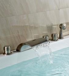 Vòi sen nóng lạnh bồn tắm XB 03B