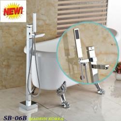Vòi sen đặt sàn bồn tắm SB06B